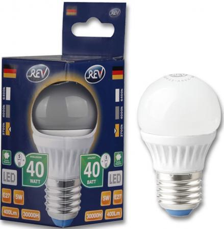 Лампа светодиодная шар Rev ritter 32262 7 E27 5W 2700K