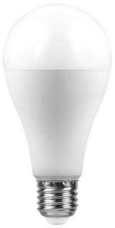 Лампа светодиодная шар Saffit SBA6525 E27 25W 4000K 55088 лампа светодиодная шар saffit sbg4507 e27 7w 4000k 55037