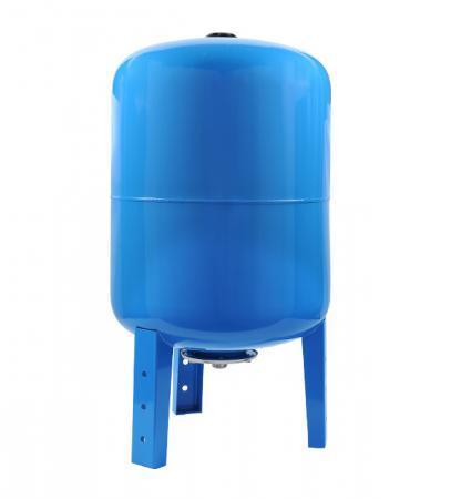 Гидроаккумулятор UNIPUMP 50л.(верт.) V50 нижнее подключение гидроаккумулятор unipump 50л гор нерж сталь мембрана epdm