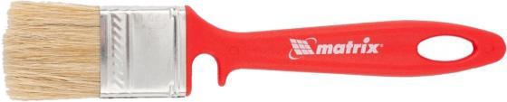Кисть флейцевая MATRIX 83351 35х10мм кисть флейцевая matrix 83383 50х5мм