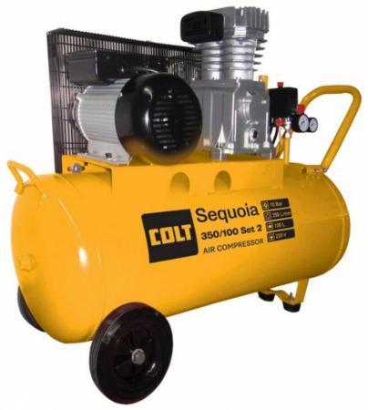 Компрессор COLT Sequoia 350/100 Set 2 2.2кВт компрессор colt canyon 180 6 set3