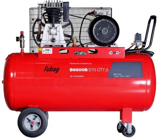 Компрессор Fubag B6800B/270 СТ7.5 5,5кВт компрессор поршневой fubag b6800b 270 ст7 5