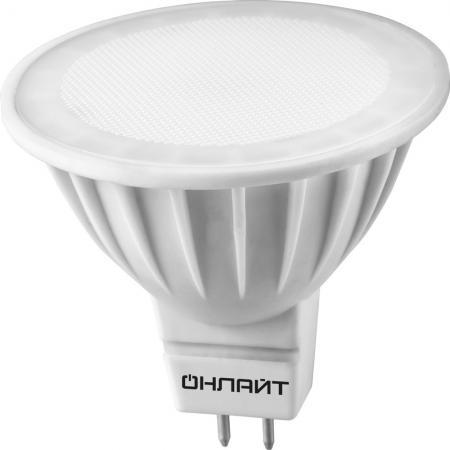 Лампа светодиодная колба Онлайт 388151 GU5.3 7W 3000K лампа светодиодная колба онлайт 388151 gu5 3 7w 3000k
