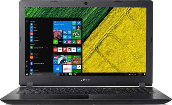 "Ноутбук Acer Aspire A315-21-64EZ 15.6"" 1366x768 AMD A6-9225 1 Tb 6Gb Radeon R4 черный Windows 10 Home NX.GNVER.037 компьютер acer veriton vx4110g amd a6 pro 7400b 4gb 1tb radeon r5 windows 10 professional черный dt vmaer 037"