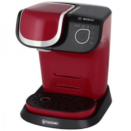 Кофемашина Bosch Tassimo TAS6003 1500Вт красный/черный bosch tassimo tas1253 красный