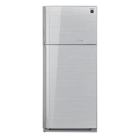 Фото Холодильник Side by Side Sharp SJ-GV58ASL серебристый