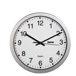 Часы настенные аналоговые Hama PG-400 Jumbo белый все цены