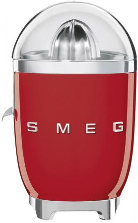 Соковыжималки SMEG/ Стиль 50-х г.г, соковыжималка для цитрусовых, красный