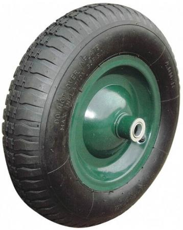 Колесо FIT 77561 16х4 для тачки 77551 колесо запасное fit 77560 16х4 для тачки 77550