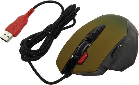 Мышь проводная A4TECH Bloody J95 рисунок USB 2.0 все цены