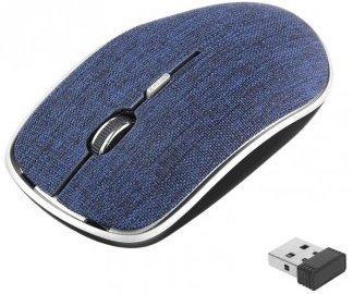Мышь беспроводная Perfeo PF-3824-WOP-JS голубой USB мышь беспроводная perfeo pf 763 wop w y белый жёлтый usb радиоканал