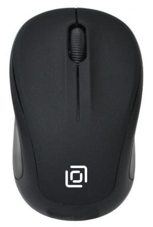 Мышь беспроводная Oklick 665MW чёрный USB