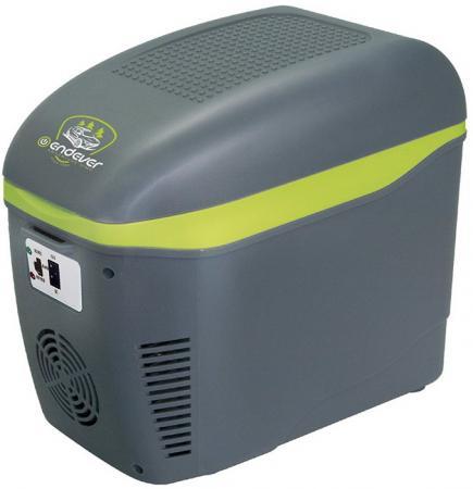 001-VOYAGE Термоконтейнер с функцией охлаждения и нагрева Endever.мощность 52 Вт, объем 7,5 л,серый.