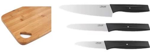 655-RD Набор из 3 ножей и разделочной доски Smart Rondell rondell набор ножей primarch 3 шт с разделочной доской rd 462 rondell