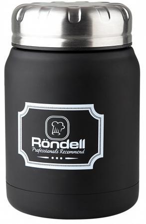 942-RDS Термос для еды 0,5 л Black Picnic Rondell