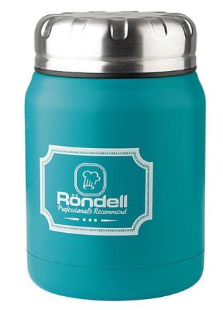 944-RDS Термос для еды 0,5 л Turquoise Picnic Rondell
