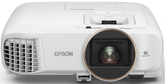 Epson EH-TW5400 [V11H850040] {LCD, 1080p 1920x1080, 2500Lm, 30000:1, 2xHDMI, MHL, USB, 1x10W speaker, 3D, lamp 7500hrs} проектор viewsonic px800hd dlp 1080p 1920x1080 2000lm 10000 1 hdmi mhl 2x10w speaker 3d ready lamp 7500hrs