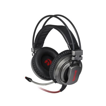 Игровая гарнитура проводная Defender Defender Berserk Pro объемный звук 7.1, провод 2 м Redragon [64209] черный красный rubena v93 defender 60 559 26 x 2 35 racing pro черный серый