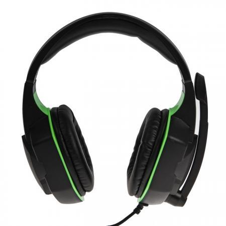 цена на Гарнитура Ritmix RH-560M зеленый черный