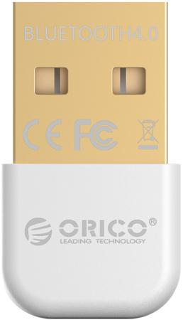 Orico BTA-403-WH Адаптер USB Bluetooth (белый)