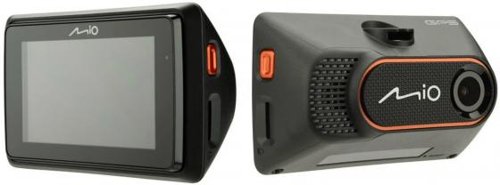Видеорегистратор Mio MiVue 786 черный 2Mpix 1080x1920 1080p 130гр. GPS AIT8328