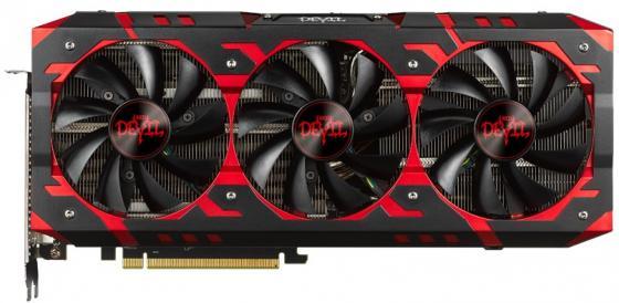 Видеокарта PowerColor PCI-E AXRX VEGA 56 8GBHBM2-2D2H/OC AMD Radeon RX Vega 56 8192Mb 2048bit HBM2 1526/800/HDMIx2/DPx2/HDCP Ret видеокарта gigabyte amd radeon rx vega 64 gv rxvega64gaming oc 8gd 8гб hbm2 oc ret