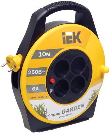 Удлинитель IEK WKP23-06-04-10 4 розетки 10 м