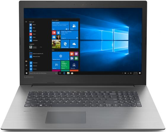 Ноутбук Lenovo IdeaPad 330-17IKBR 17.3 1600x900 Intel Core i3-8130U 1 Tb 8Gb Intel UHD Graphics 620 серый Windows 10 Home 81DM006JRU ноутбук lenovo ideapad 330 17ikbr 17 3