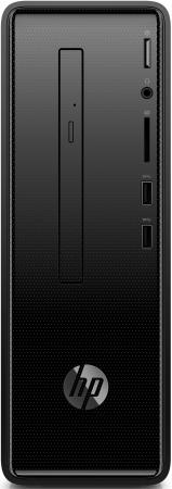 ПК HP 290 290-p0000ur <4GL45EA> Pentium G5400/4GB/500Gb/Intel UHD/DVD-RW/KB+mouse/DOS/Jet black ого pc office mini intel pentium g4400 3 30ghz 4gb 500gb dvd