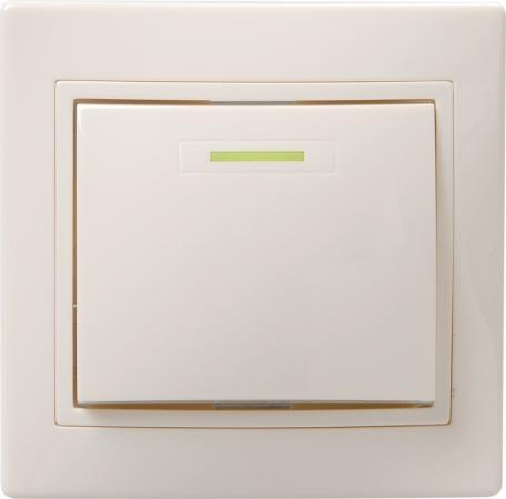 Выключатель IEK EVK11-K33-10-DM 10 A бежевый tcrt5000 reflective infrared sensor photoelectric switches 10 pcs