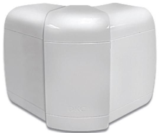 Dkc 01452 Угол внешний 140 х 50 мм, изменяемый (80-120°)
