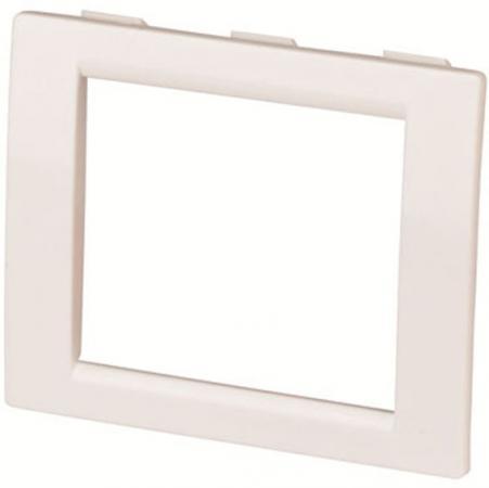 Dkc F00011 Рамка универсальная на 2 модуля, цвет белый крепление dkc f00011 белый