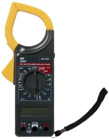 Iek TCM-1C-266 Токоизмерительные клещи Expert 266C IEK цена