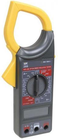 Iek TCM-1F-266 Токоизмерительные клещи Expert 266F IEK