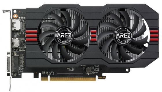 Видеокарта ASUS Radeon RX 560 AMD Radeon RX 560 AREZ-RX560-O2G-EVO PCI-E 2048Mb 128 Bit Retail 90YV0AHC-M0NA00 цена
