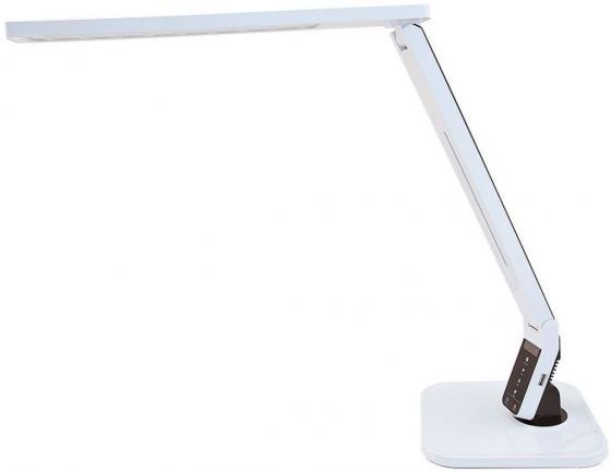 Светильник настольный Lucia Smart (L700-W) на подставке белый 11Вт настольный светильник lucia школьник s 260 полоски