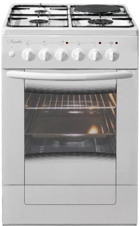 Комбинированная плита Лысьва ЭГ 1/3Г01 М2С-2У белый цена