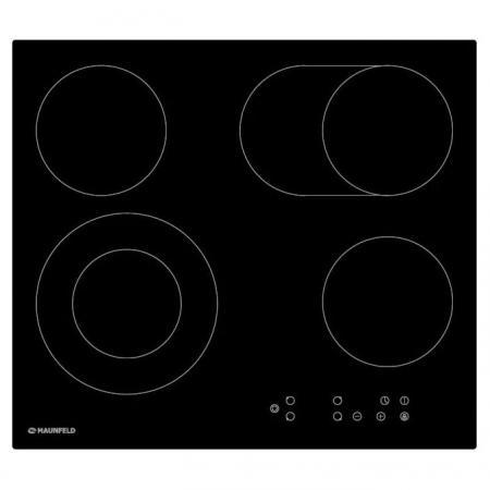 цена на Варочная панель электрическая Maunfeld EVCE.594.SM.D-BK черный