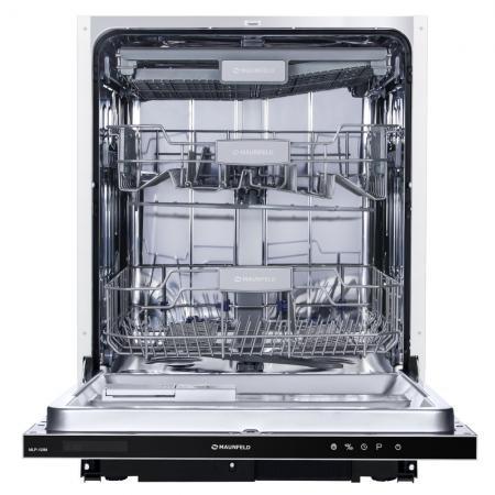 Посудомоечная машина Maunfeld MLP 12IM серебристый