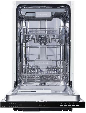 Посудомоечная машина Maunfeld MLP 08B серебристый цена и фото