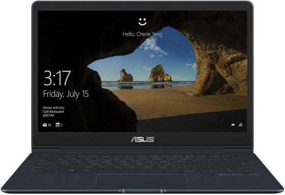 Ноутбук ASUS Zenbook 13 UX331UAL-EG066R 13.3 1920x1080 Intel Core i7-8550U 1024 Gb 16Gb Intel UHD Graphics 620 синий Windows 10 Professional 90NB0HT3-M03280 ноутбук asus zenbook s ux391ua et085r 13 3 1920x1080 intel core i7 8550u 512 gb 8gb intel uhd graphics 620 красный windows 10 professional 90nb0d94 m04660