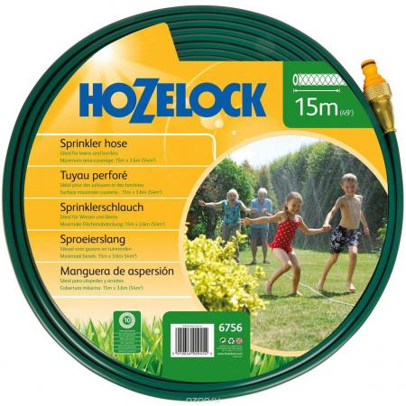 Шланг HOZELOCK 6756 15м 1/2 резина