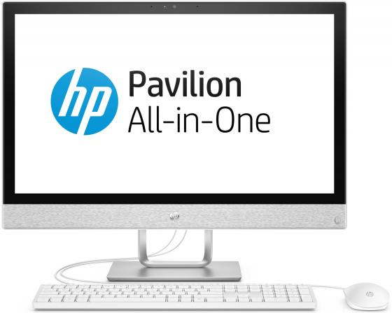 купить Моноблок 23.8 HP Pavilion 24-r110ur 1920 x 1080 Intel Core i7-8700T 6Gb 1 Tb Intel UHD Graphics 630 DOS белый 4GM46EA 4GM46EA онлайн