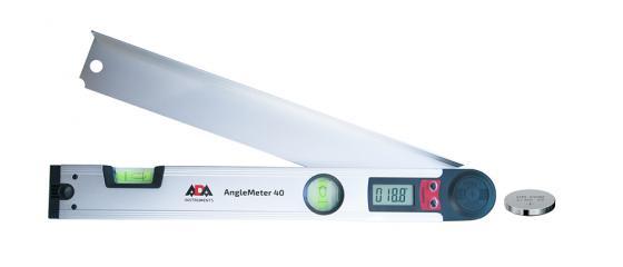 Угломер Ada AngleMeter 40 40 см алюминий цена и фото