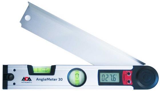 Угломер электронный ADA AngleMeter 30 0...225° ±0.3° 30см цена и фото