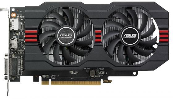 Видеокарта ASUS Radeon RX 560 Radeon RX 560 PCI-E 4096Mb GDDR5 128 Bit Retail цена 2017