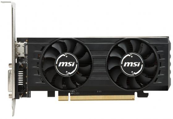 Видеокарта MSI PCI-E Radeon RX 550 4GT LP OC AMD Radeon RX 550 4096Mb 128bit GDDR5 1203/6000 DVIx1/HDMIx1/HDCP Ret low profile видеокарта msi rx 550 4gt lp oc rx 550 4гб gddr5 retail