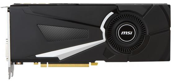 Видеокарта MSI GeForce GTX 1070 Ti GeForce GTX 1070 Ti AERO PCI-E 8192Mb GDDR5 256 Bit Retail GTX 1070 TI AERO 8G