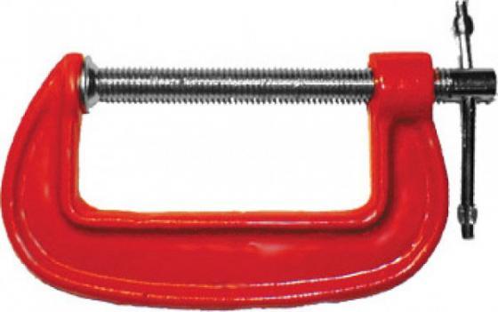 Струбцина FIT 59205 тип g 125мм струбцина монтажная fit 59230
