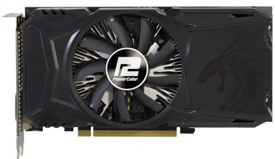 Видеокарта PowerColor PCI-E AXRX 560 4GBD5-DHA AMD Radeon RX 560 4096Mb 128bit GDDR5 1176/7000 DVIx1/HDMIx1/DPx1/HDCP Ret